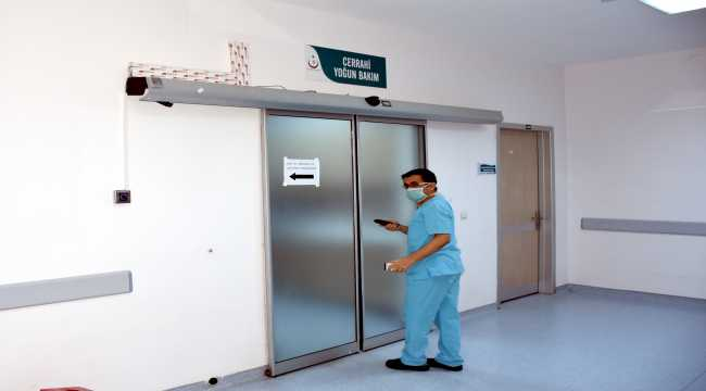 İnsanlar yoğun bakımda solunum sıkıntısı çeken hastaları görseler...