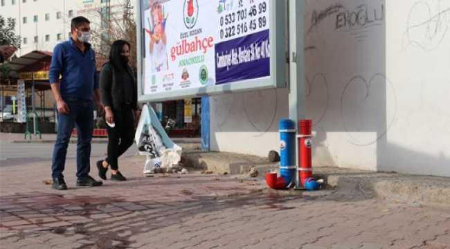 Kozan Belediyesi, sokak hayvanları için mama noktaları oluşturdu