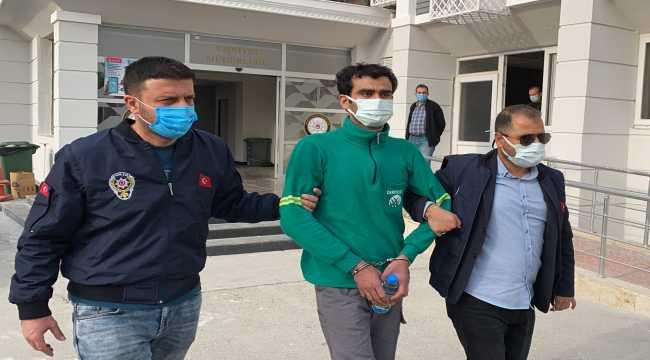Mersin'de 23 yıl 7 ay kesinleşmiş hapis cezası bulunan firari hükümlü yakalandı