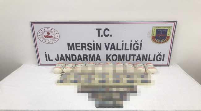 Mersin'de marketten hırsızlık yaptığı iddia edilen 3 şüpheli tutuklandı
