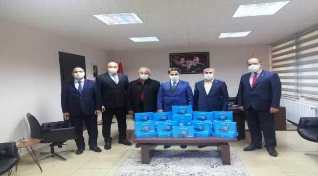 Seydişehir Ticaret ve Sanayi Odası'ndan uzaktan eğitime tablet desteği