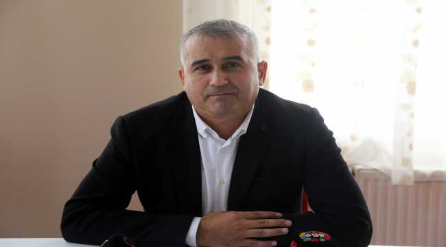 Sivas Belediyespor'un hedefi play-off
