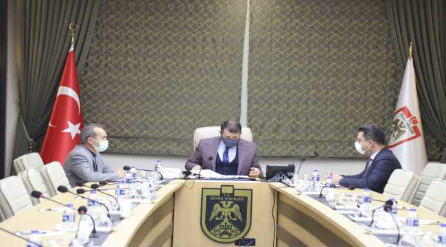 Sivas'ta üç kurum işbirliği protokolü imzaladı