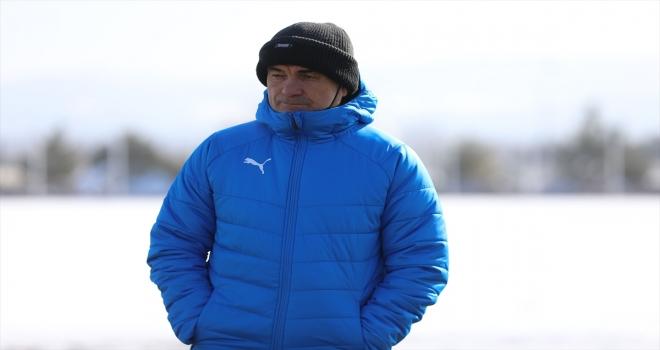 Sivasspor Teknik Direktörü Çalımbay:
