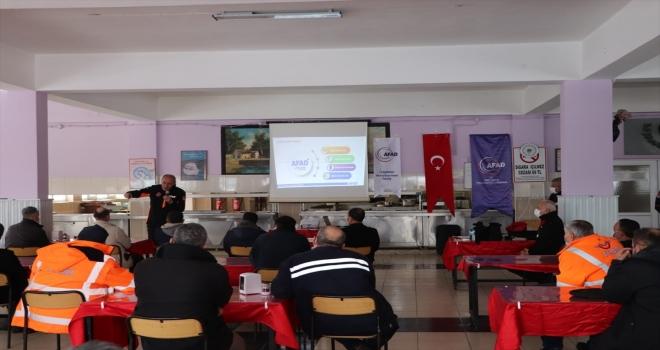 AFAD, Sivas'ta 400 bin kişiye
