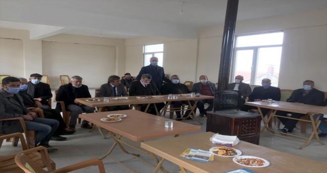 AK Parti Boğazlıyan İlçe Teşkilatı köy ziyaretlerini sürdürüyor
