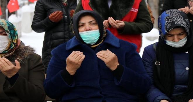 Ankara saldırısının şehit sivil memuru Ayşegül Pürnek Kayseri'de anıldı