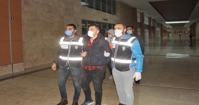 Antalya'da havuzun 131 su fıskiyesinin çalınmasıyla ilgili yakalanan iki kardeş tutuklandı