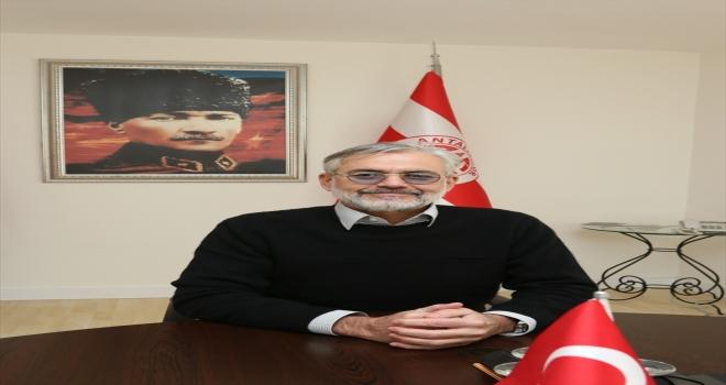 Antalyaspor AŞ'de 7 yönetim kurulu üyesi istifa etti