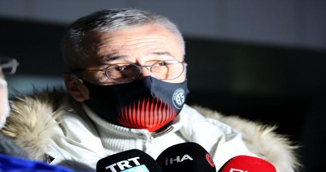 Demir Grup Sivasspor-Fraport TAV Antalyaspor maçının ardından