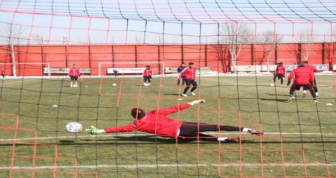 Gençlerbirliği'nde Yukatel Denizlispor maçı hazırlıkları