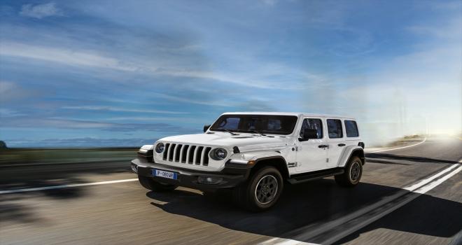 Jeep, 80'inci yaşına özel versiyonları pazara sunacak