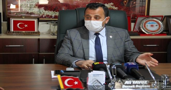 Kayseri'de 13 Türk vatandaşını şehit eden PKK'ya tepki