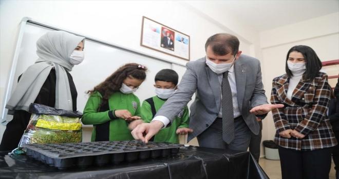 Kırıkkale, Yozgat, Sivas ve Nevşehir'de köy okullarında yüz yüze eğitime başlandı