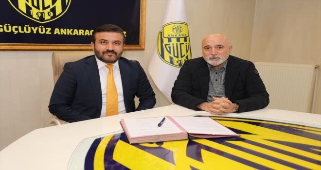 MKE Ankaragücü, Hikmet Karaman'la sözleşme imzaladı