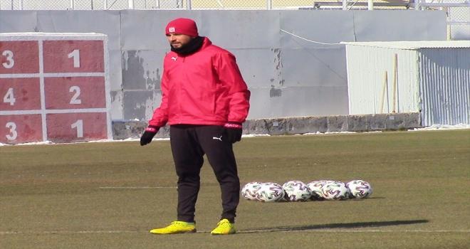 Sivasspor, Kayserispor maçının hazırlıklarını tamamladı