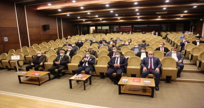 STSO Meclis Toplantısı yapıldı