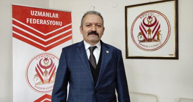 Uzmanlar Federasyonu Başkanı Tilkici, uzman çavuşların emeklilik yaş haddinin 55'e indirilmesini olumlu karşıladıklarını bildirdi: