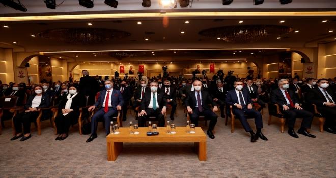 Numan Kurtulmuş, Muhsin Yazıcıoğlu'nu anma programında