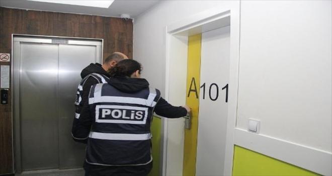 Başkentte usulsüz kiralanan 16 günübirlik evin işletmecisine 206 bin 487 lira ceza kesildi