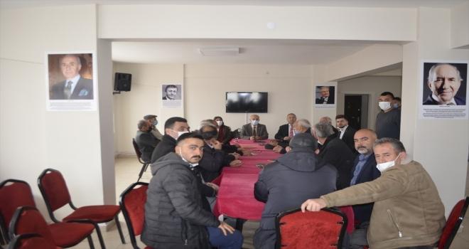 CHP Yozgat Milletvekili Keven, Boğazlıyan'da esnafı ziyaret etti