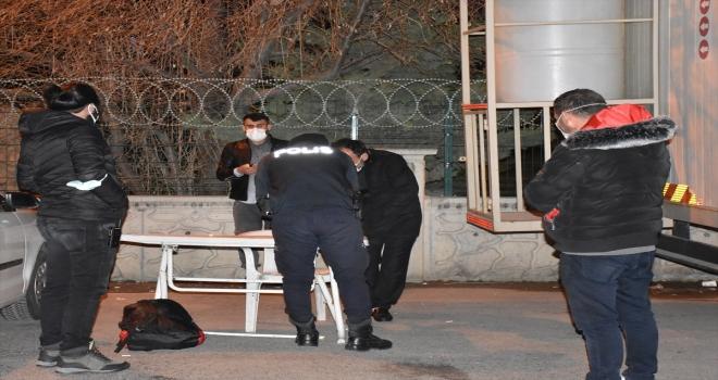 Kırıkkale'de HES kodu sorgusunda riskli olduğu belirlenen otobüsteki 2 yolcu karantinaya alındı