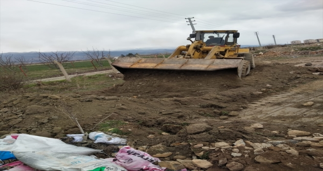 Konya'da bir depoda ele geçirilen