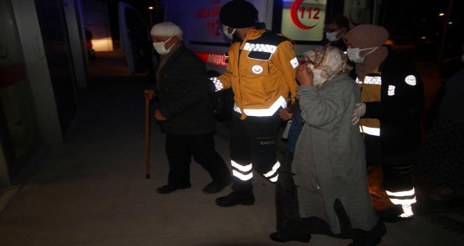Konya'da düdüklü tencere patladı 2 kişi yaralandı