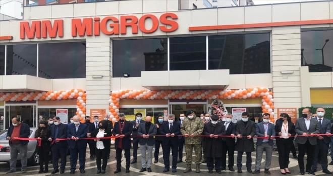 Migros, Kahramanmaraş'taki 5'inci mağazasını açtı