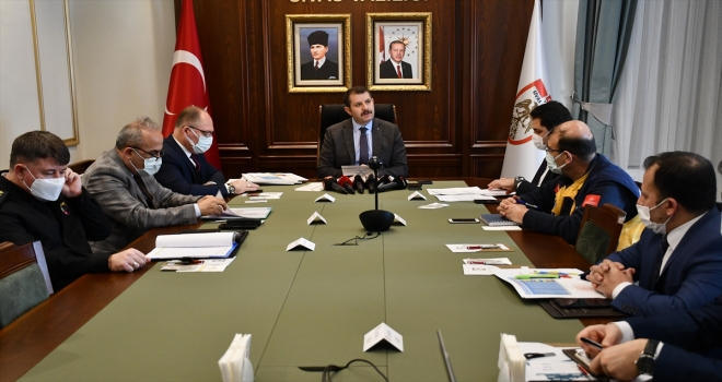 Sivas'ta Kovid-19 vakalarının yüzde 40'ını ev hanımları oluşturuyor
