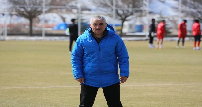 Sivasspor Teknik Direktörü Çalımbay, Hatayspor maçında takımına güveniyor: