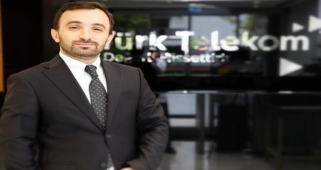 Türk Telekom'da yedeklenen veri miktarı son bir yılda yüzde 50 arttı