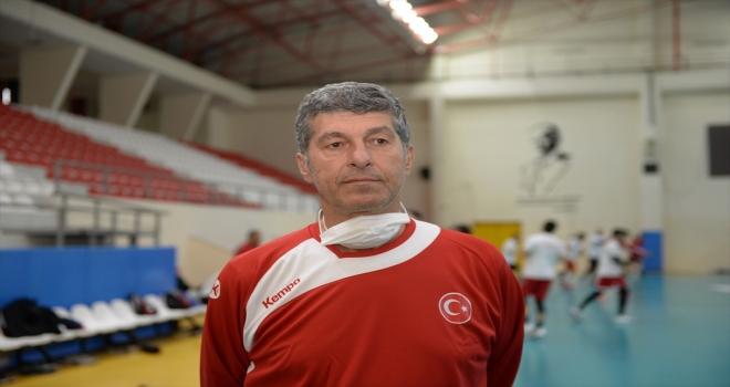 A Milli Erkek Hentbol Takımı, Avrupa Şampiyonası elemelerinde 6 günde 3 maça çıkacak