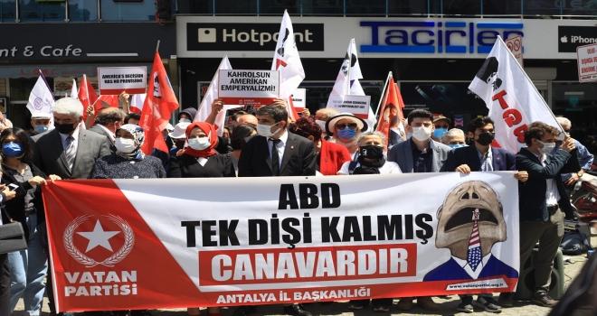 Antalya'da ABD Başkanı Biden'ın 1915 olaylarını