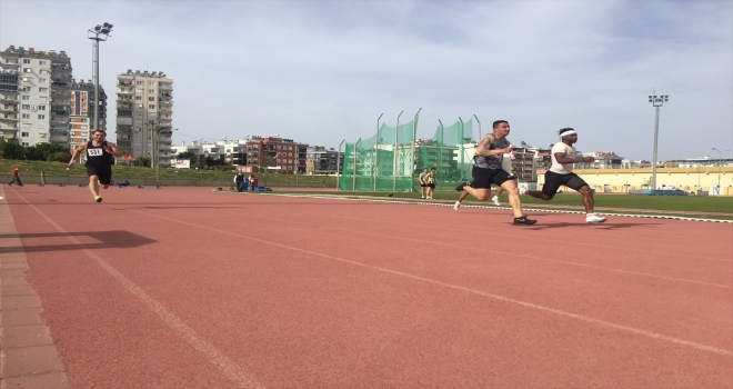 Antalya'da Olimpik Deneme Yarışmaları başladı