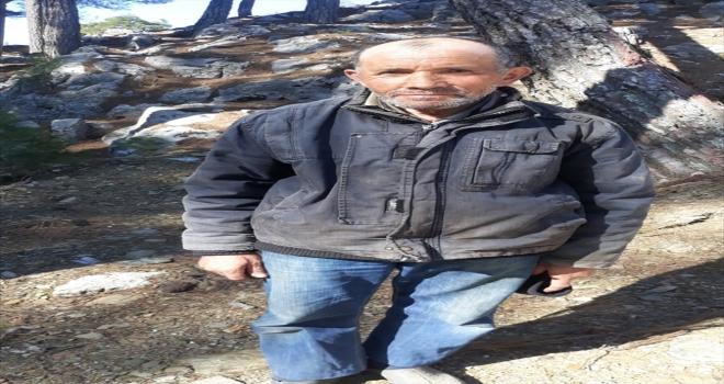 Antalya'da ormanda kaybolan işçiyi jandarma ekipleri buldu