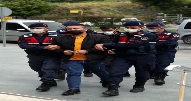 Antalya'da yasa dışı bahis operasyonunda yakalanan 4 şüpheli tutuklandı