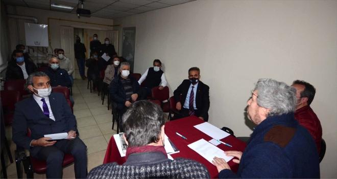 ASGD Kayseri Şube Başkanlığına Mehmet Fatih Kaymaz seçildi