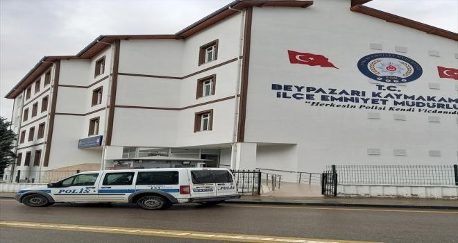 Beypazarı Emniyet Müdürlüğü yeni binasına taşındı