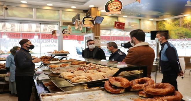 Beyşehir'de zabıta ramazan ayı öncesinde denetim yaptı
