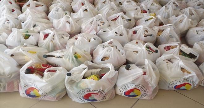 Beyşehir Ticaret ve Sanayi Odası'ndan ihtiyaç sahiplerine ramazan yardımı
