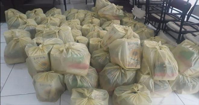 CHP Beyşehir Teşkilatı ihtiyaç sahiplerine gıda yardımında bulundu