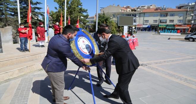 Develi'de 23 Nisan Ulusal Egemenlik ve Çocuk Bayramı kutlandı