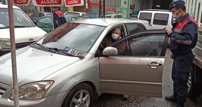 Eskişehir'de park halindeki otomobili çaldığı iddia edilen zanlı yakalandı