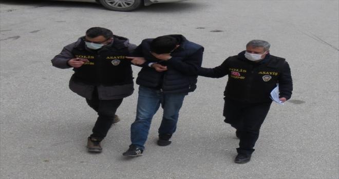 Eskişehir'de telefonla dolandırıcılık şüphelisi tutuklandı