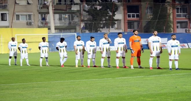 Menemenspor: 2 - Eskişehirspor: 1