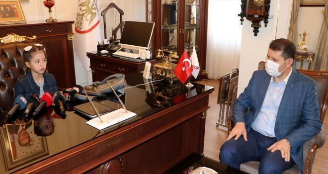 İç Anadolu'da 23 Nisan Ulusal Egemenlik ve Çocuk Bayramı kutlanıyor