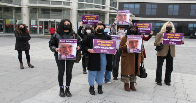 Kayseri'de tabancayla vurulan kadının katil zanlısı olarak yargılanan erkek arkadaşı beraat etti