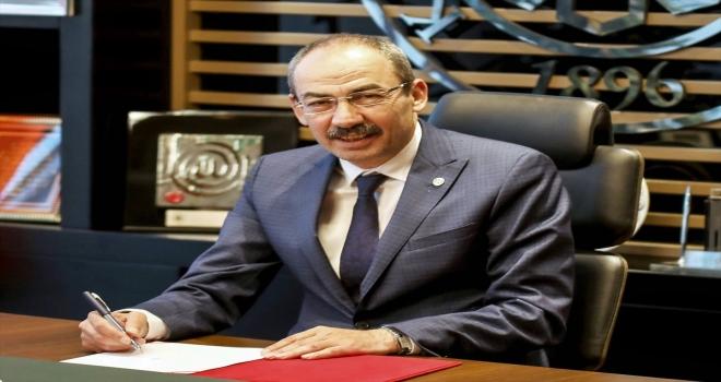 Kayseri Ticaret Odası Başkanı Gülsoy, ihracat rakamlarını değerlendirdi: