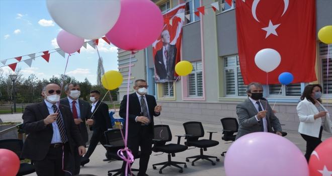 Kırıkkale'de 23 Nisan Ulusal Egemenlik ve Çocuk Bayramı etkinlikleri
